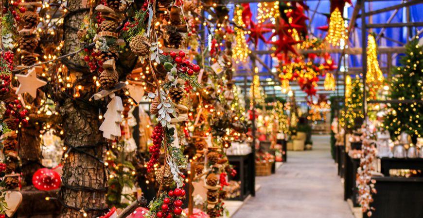Kerstdecoratie kopen | Tuincentrum Eurofleur