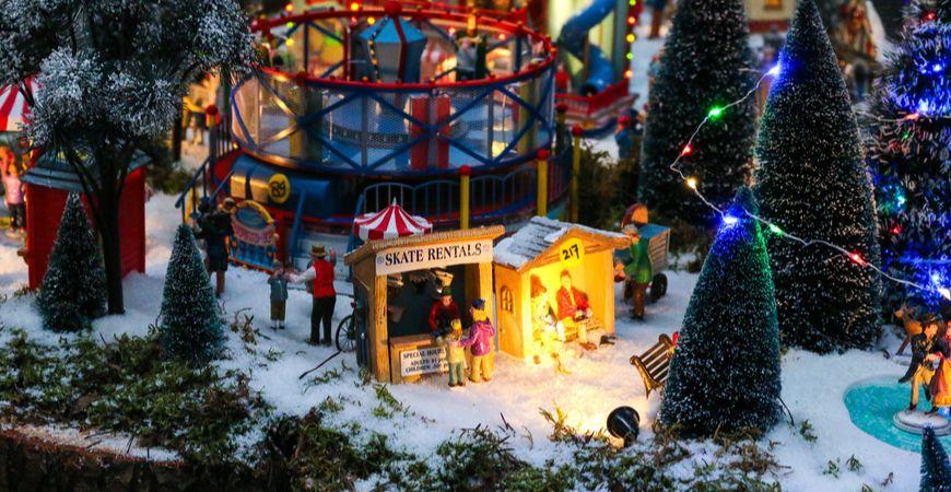 Lemax kersthuisjes kopen | Tuincentrum Eurofleur