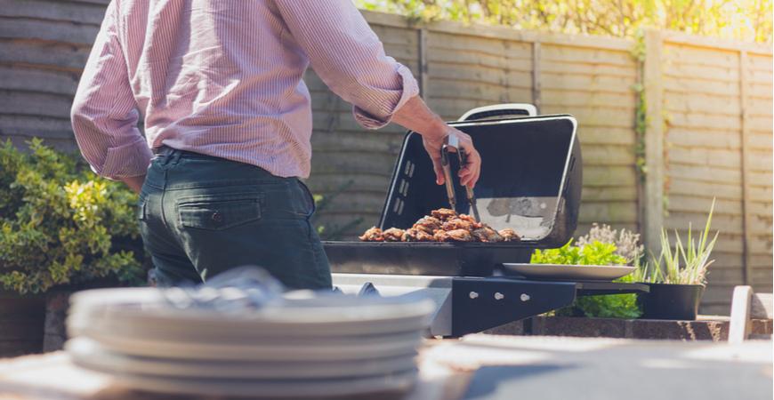 Koken op de barbecue | barbecues bij tuincentrum Eurofleur