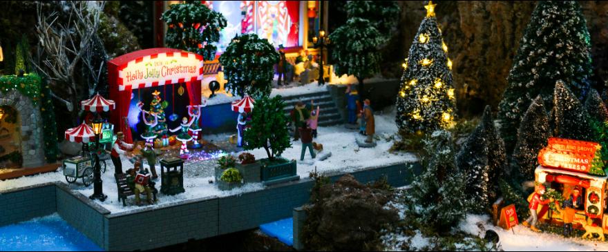 Lemax kersthuisjes kopen | Eurofleur