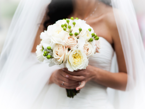 bruidsboeket - bruiloft bloemen - eurofleur - leusden