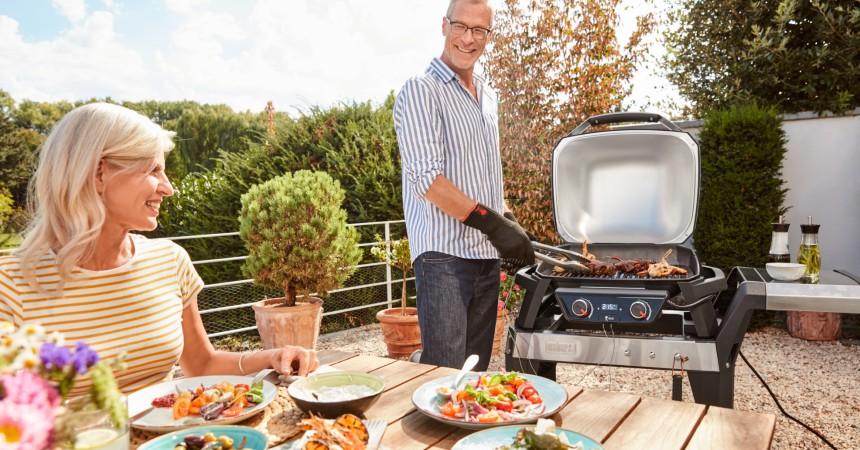 Koop je elektrische barbecue in Leusden