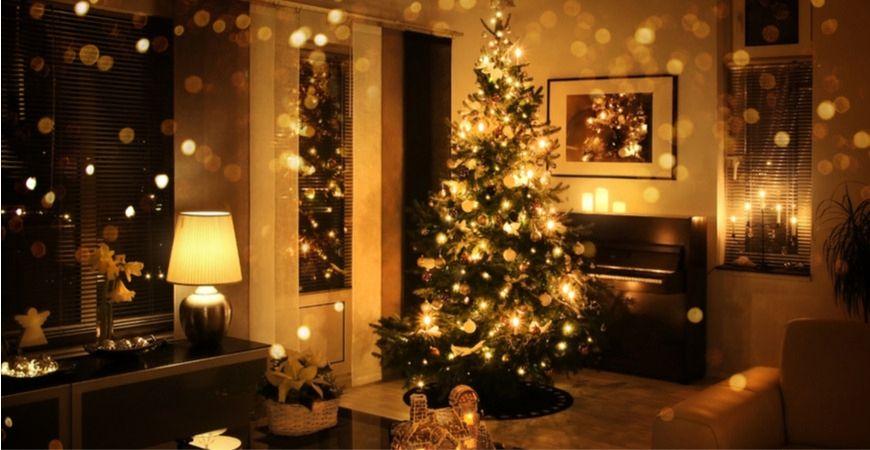 kerstlichtjes en kerstlampjes