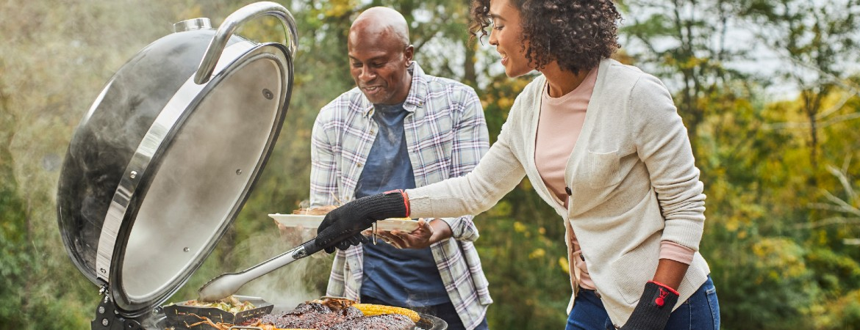 Volg deze stappen om jouw houtskool BBQ te onderhouden