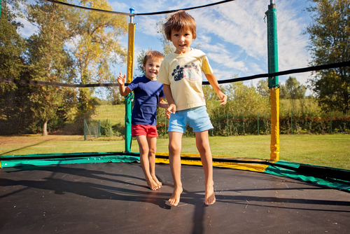 trampoline - speelgoed kinderen - kopen - leusden