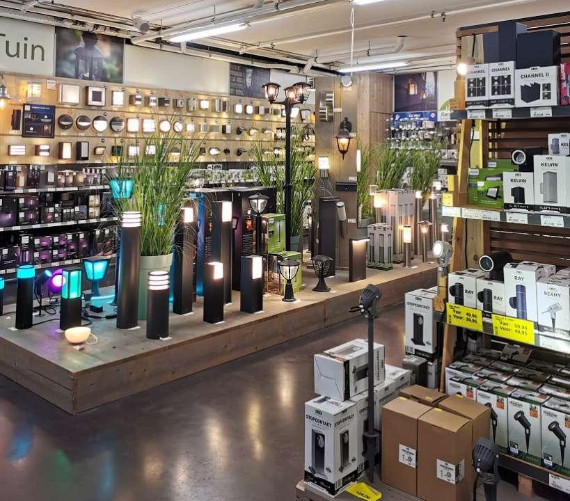 Tuinverlichting kopen eurofleur Leusden